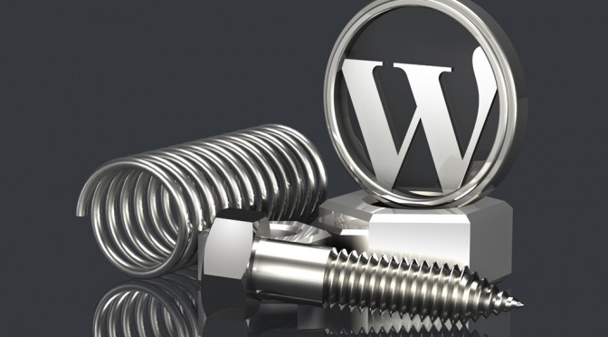 WordPress にした理由。
