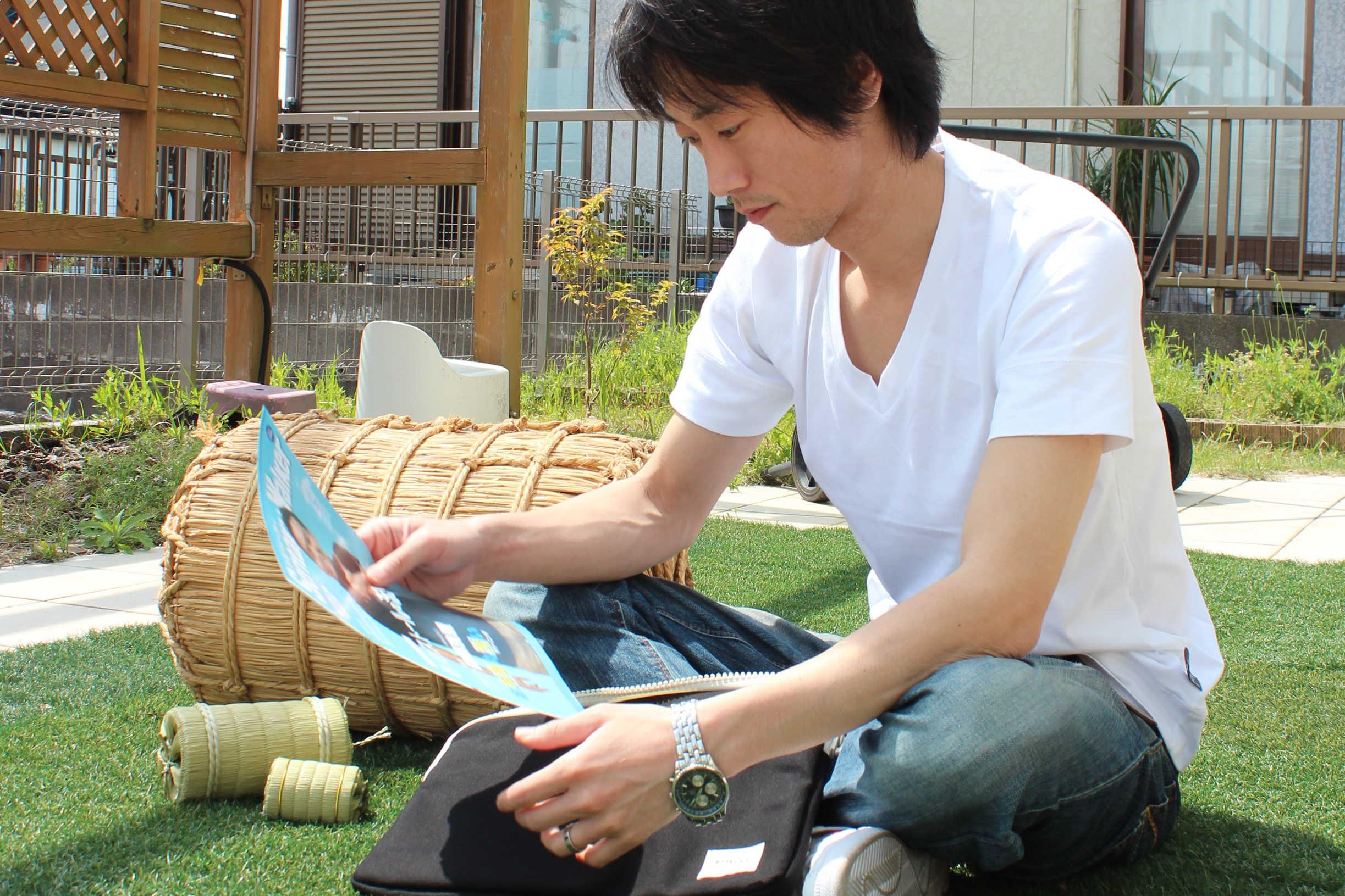 Keisuke okunoyaは色々な体験を与えてくれるオンリーワンのもの。